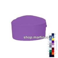 Cylindrical cap
