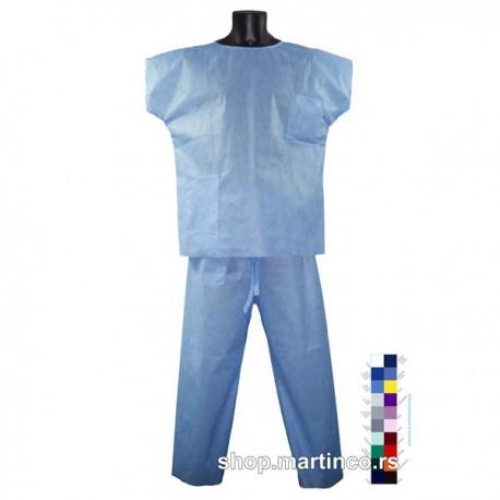 Jednokratna uniforma za operacije