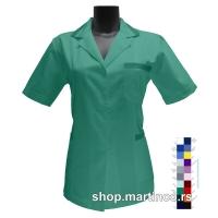 Woman Lapel collar blouse