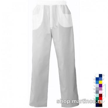 Muske pantalone Lastis Laza