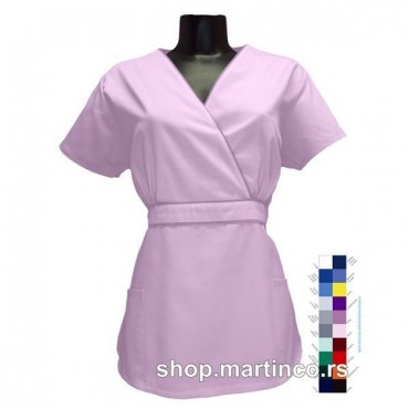 Woman scrub top Slava