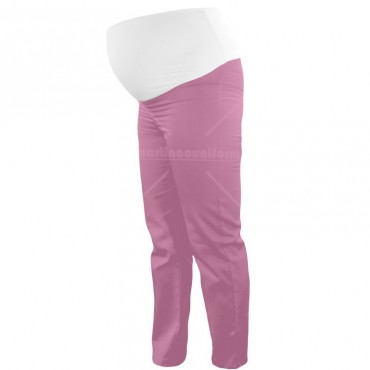Woman pants rubber band