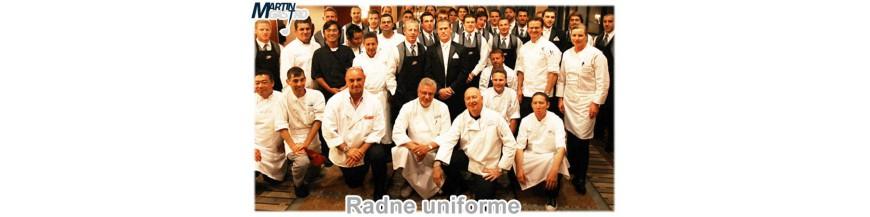 Working uniforms MARTIN-GASTRO