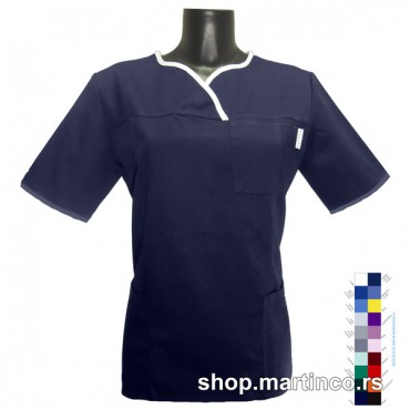 Woman scrub top Vita