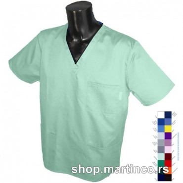 Man scrub top Gari