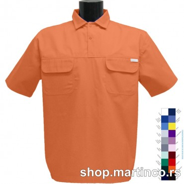Man scrub top Polo