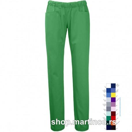 Zenske pantalone Lastis