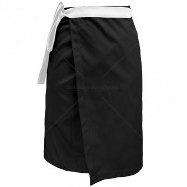Skirt on the folding