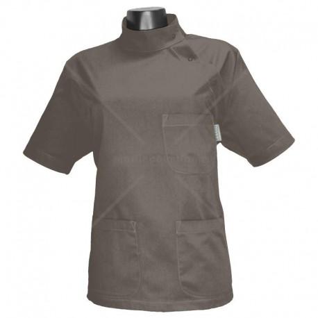 Zenska bluza Koso kopcanje