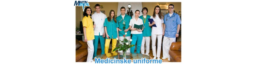 Medical uniforms MARTIN-MEDICAL