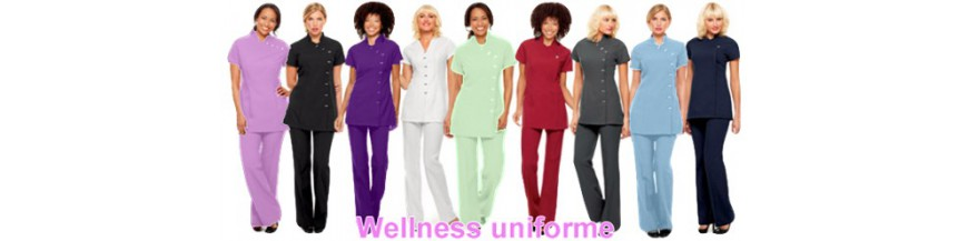 Wellness uniforms MARTIN-BEAUTY